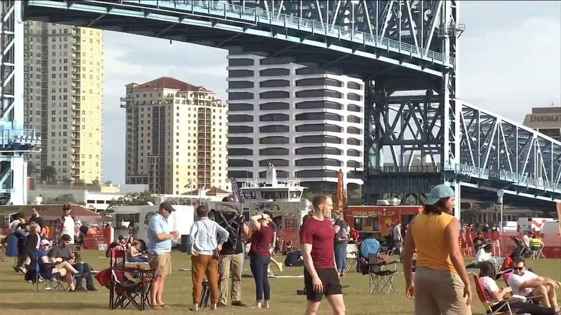 What are your ideas for the former Jacksonville Landing site?