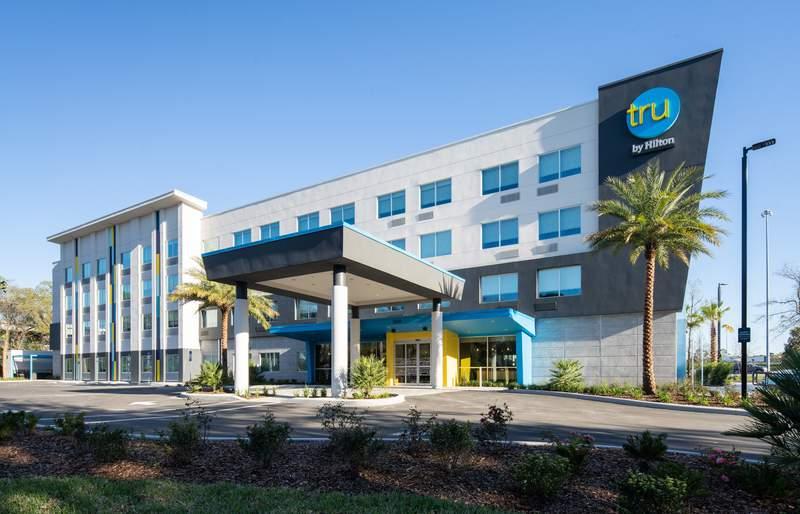 Unique getaway: Tru by Hilton opens 106-room hotel in Mandarin
