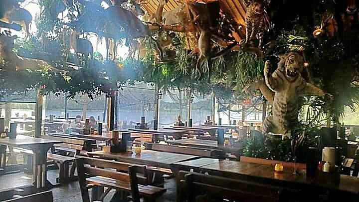 Facebook: Clark's Fish Camp Seafood Restaurant