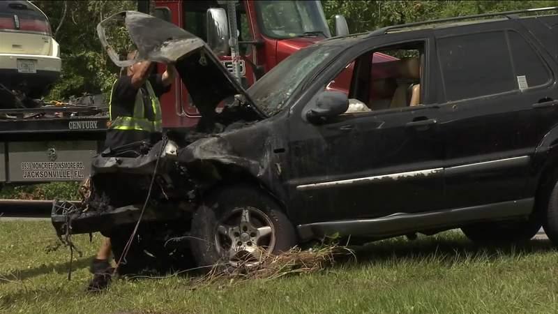 History of car crashes on Heckscher Drive