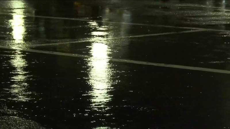 St. Simons Island sees record-breaking rain