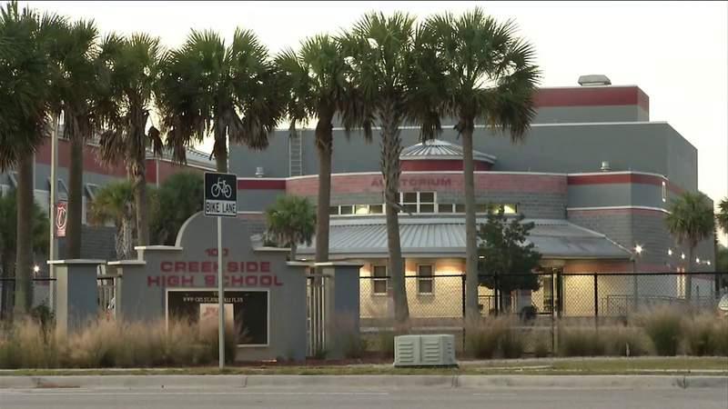 GF Default - Over 75% of Creekside High students miss school after virus outbreak