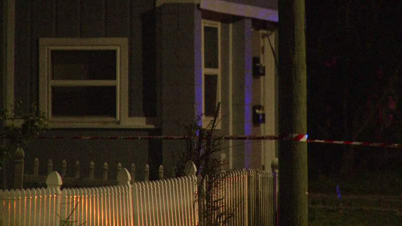 A man and woman were found dead inside of a home on West 26th St. on Tuesday afternoon.