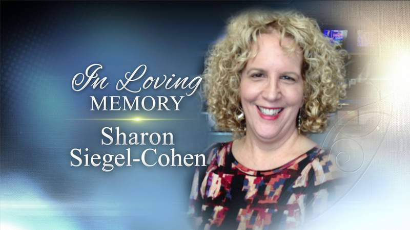Sharon Siegel-Cohen: How one woman meant so much to so many