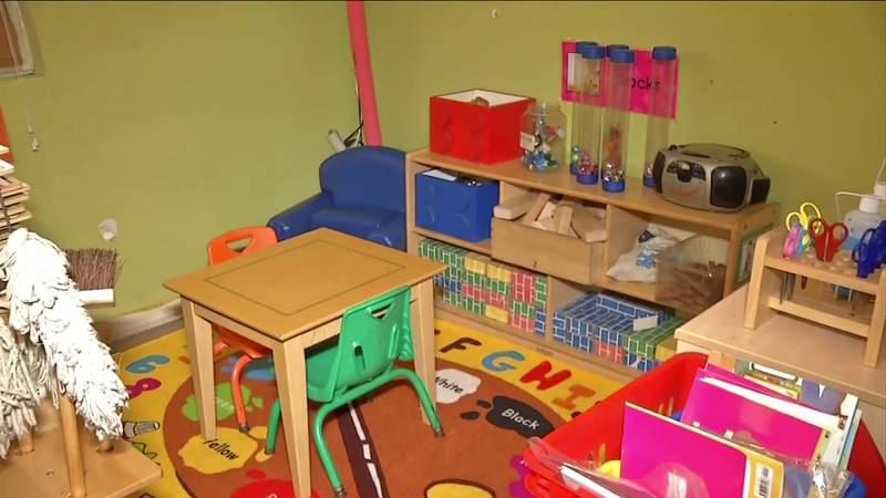 Despite coronavirus concerns, some Jacksonville daycare facilities remain open