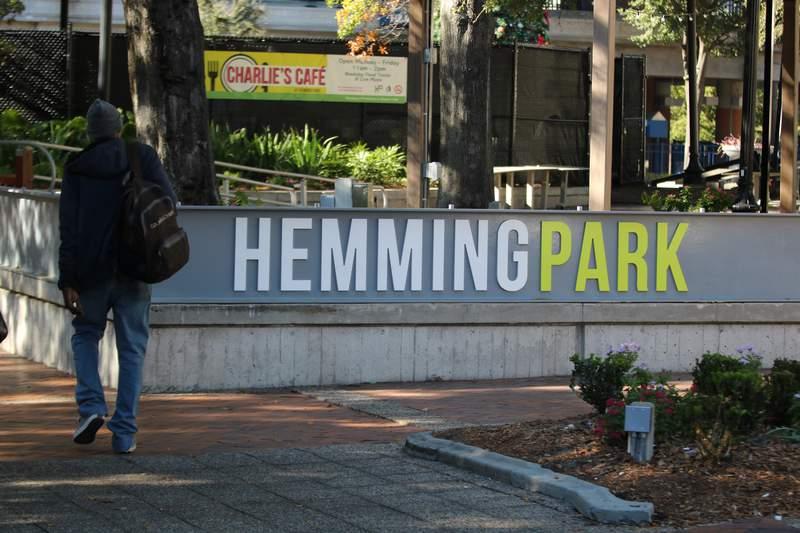 Hemming Park (File Photo)
