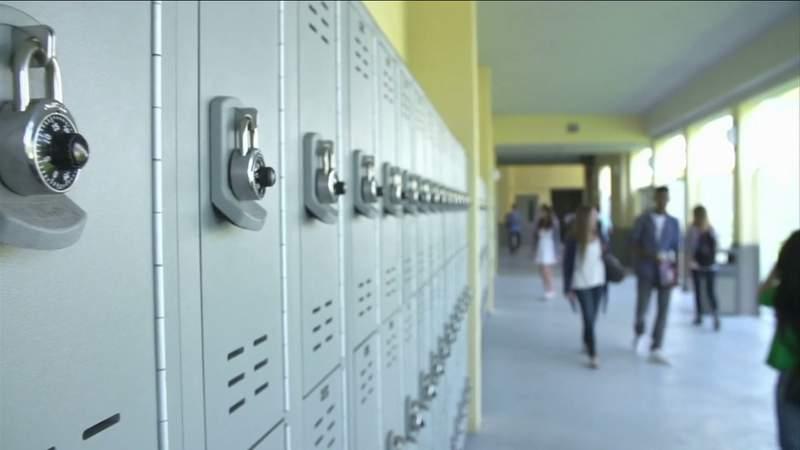 Fletcher High School Students Back on Campus