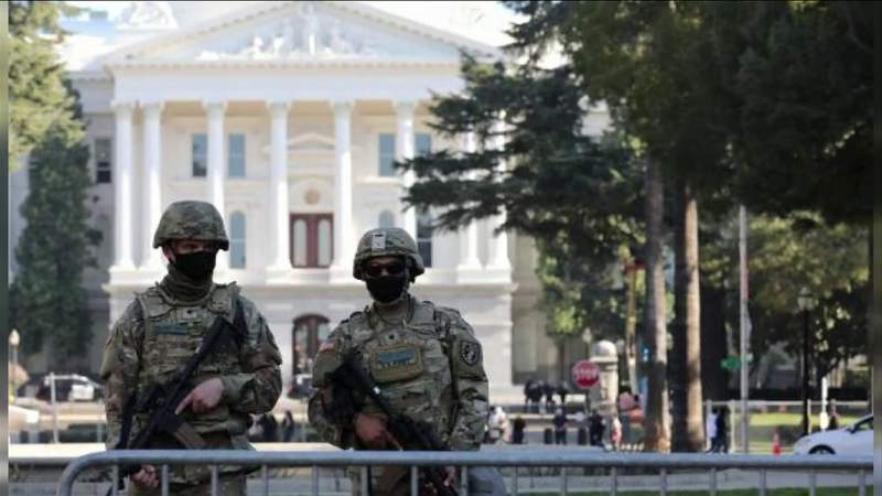 Florida police, National Guard prepare for 'most secure inauguration ever'