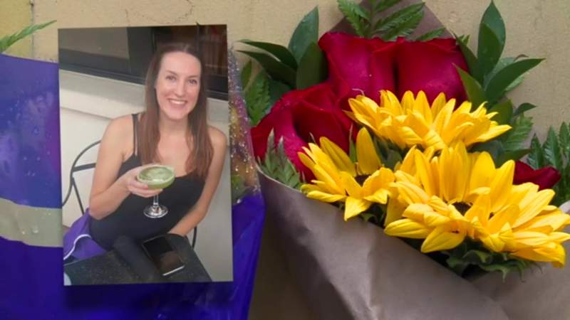 29-year-old woman killed after man who jumped off building landed on top of her