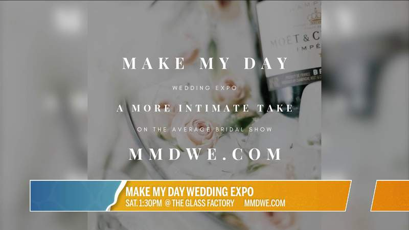 Make my day wedding expo | River City Live