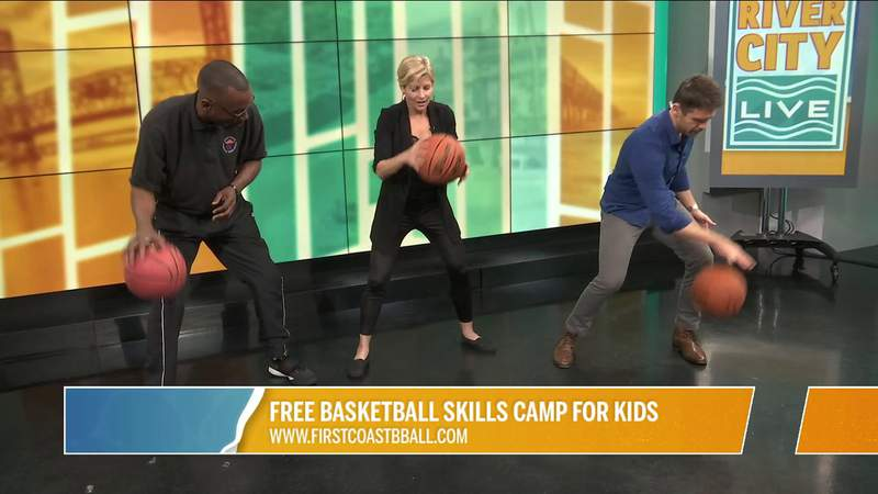 Free First Coast Basketball Skills Camp for kids | River City Live