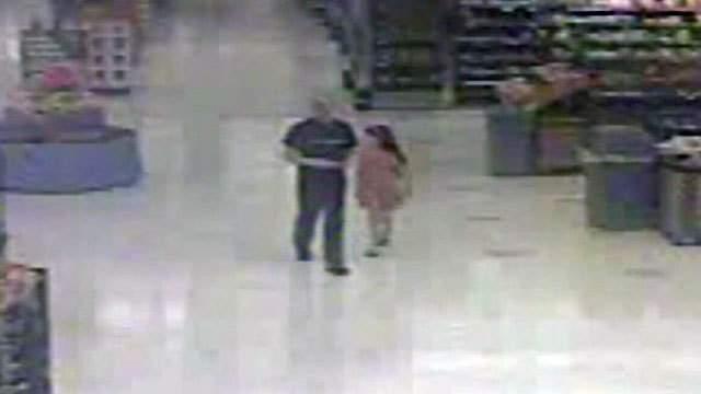Walmart surveillance video