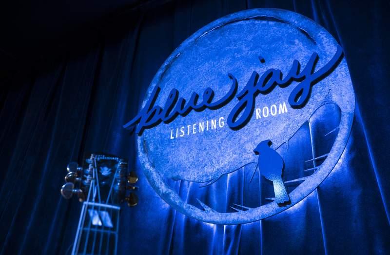 Photo: Blue Jay Listening Room