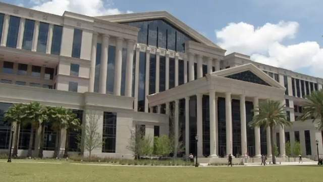 File photo of the Duval County Courthouse