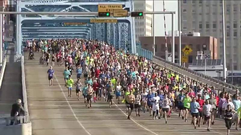 Thousands of runners are preparing for the Gate River Run