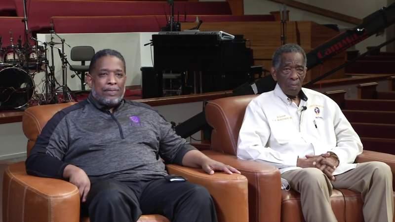 UNCUT: Full interview with Rudolph McKissick Sr., Rudolph McKissick Jr.