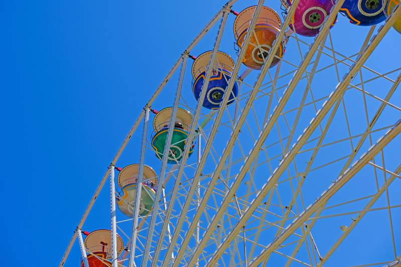 FILE - Stock image of carnival.