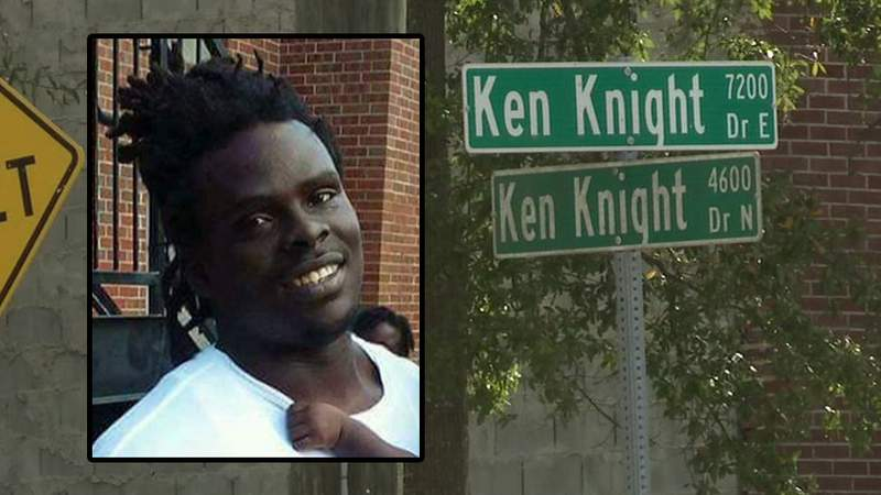 Ronald Jenkins, 27, was killed in a drive-by shooting Feb. 16, 2019, on Ken Knight Drive.