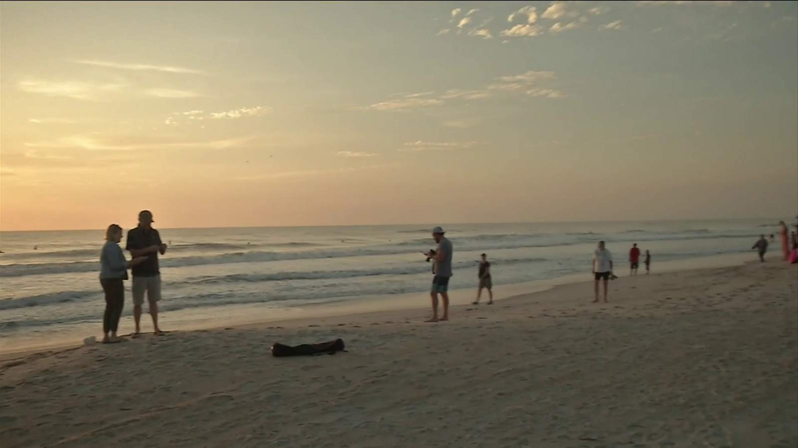 St Johns County Beaches To Reopen