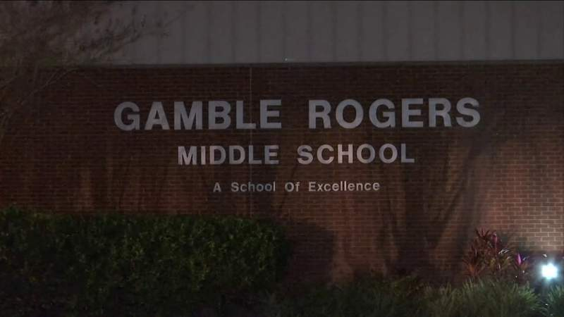 Sex scandal at Gamble Rogers Middle School