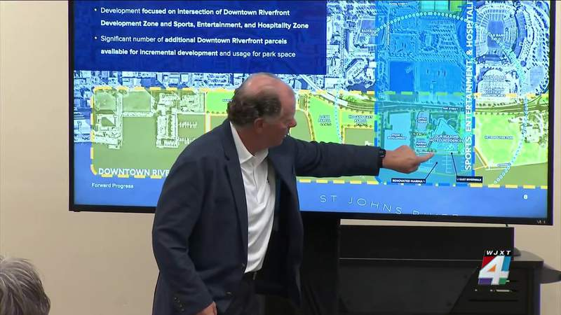 1st community meeting held to discuss Jaguars' plans to develop Shipyards