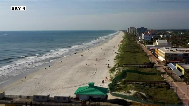 Duval County beaches