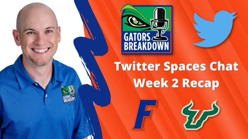 Listeners react to Florida's win over USF