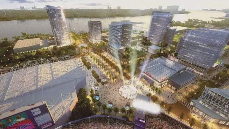 The next steps for the Lot J development plan will be revealed soon