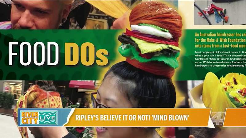 Ripley's Believe It or Not! 'Mind Blown' | River City Live