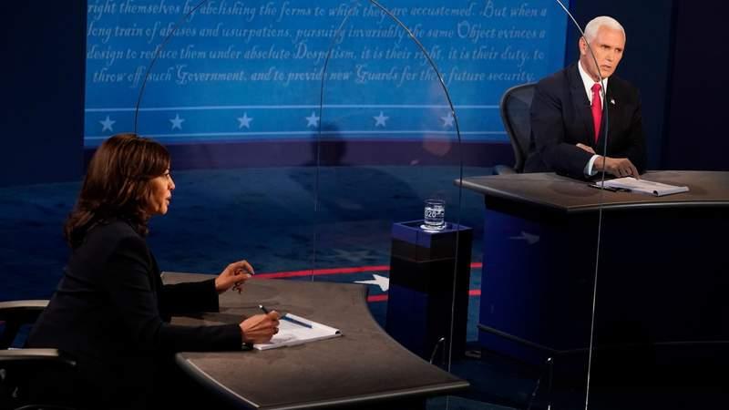 10 News political analyst Dr. Ed Lynch breaks down VP debate