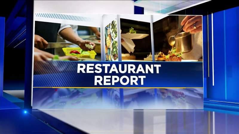 Restaurant Report: Waste Water