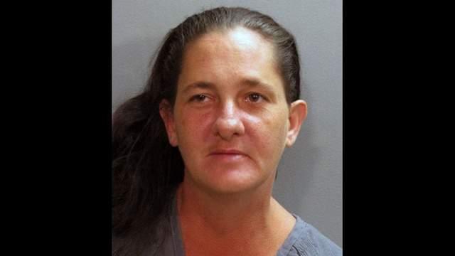 Jacksonville Sheriff's Office booking photo ofBertha Rice