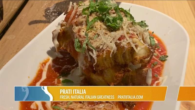 New Italian Restaurant 'Prati Italia' | River City Live