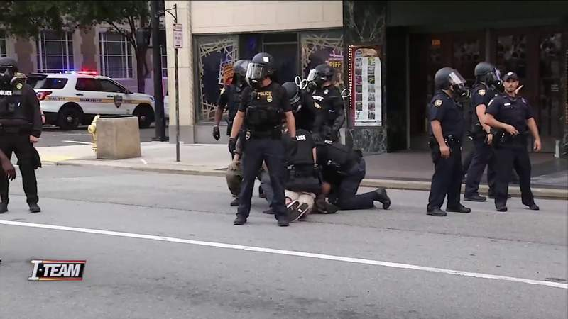 Charges dropped against 48 arrested in 1st weekend of Jacksonville protests