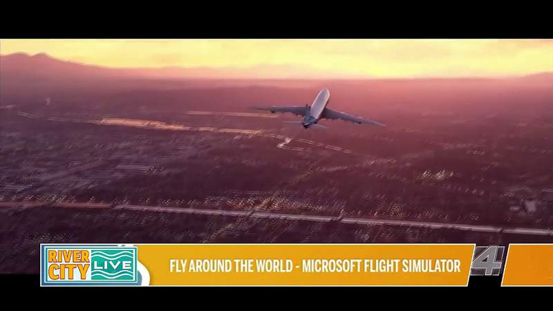 Host Chat: Fly Around the World & Jax Best Dog Park | River City Live