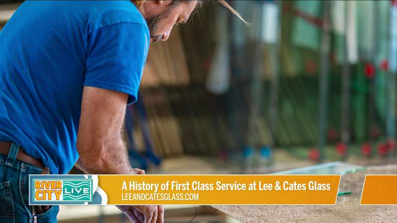 A History of First Class Service at Lee & Cates Glass | River City Live