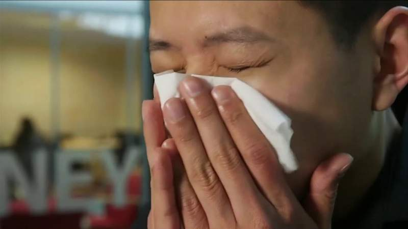Allergies during the COVID-19 pandemic