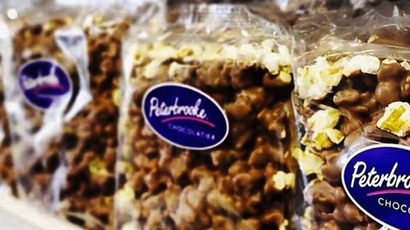 Facebook: Peterbrooke Chocolatier