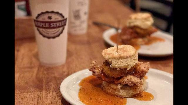 Maple Street Biscuit Company   Photo: Althea S./Yelp