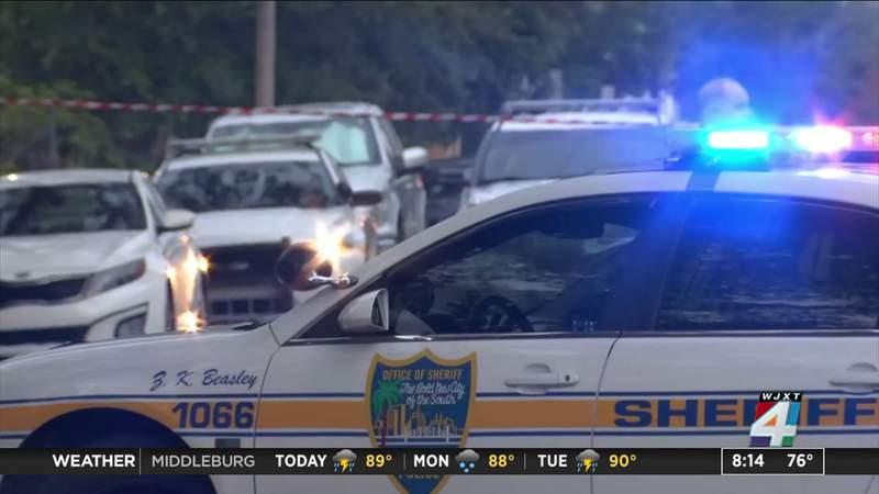 JSO Investigating shooting in Midtown East Union and Van Burren St. Blocked