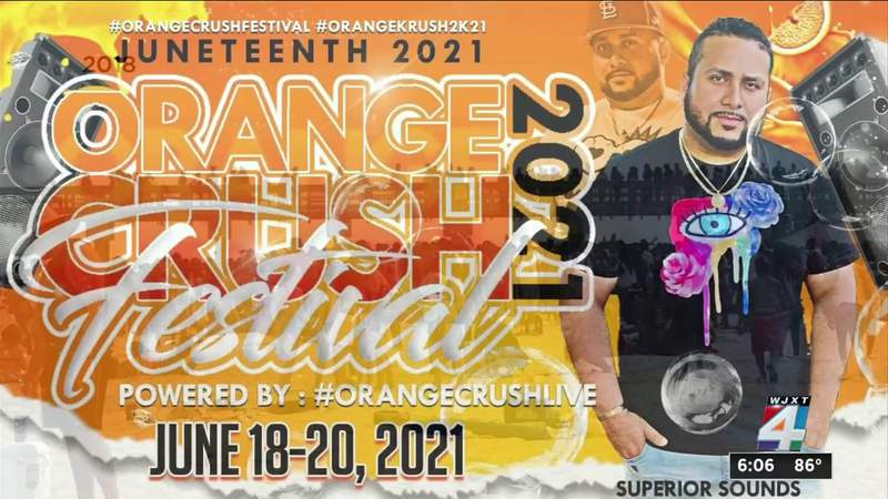 Organizer expects 20K to attend Orange Crush Festival