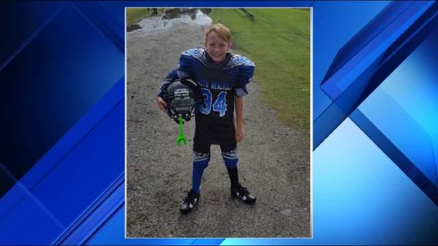 Family identifies 9-year-old as Logan Stroud