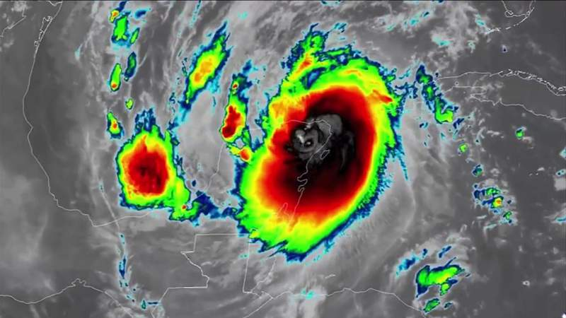 Louisiana braces to relive a nightmare with Hurricane Delta