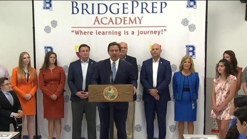 Florida teachers could soon get a $3,000 bonus with new state certification