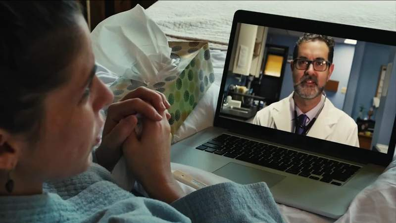 Telemedicine could be solution for patients fearing coronavirus