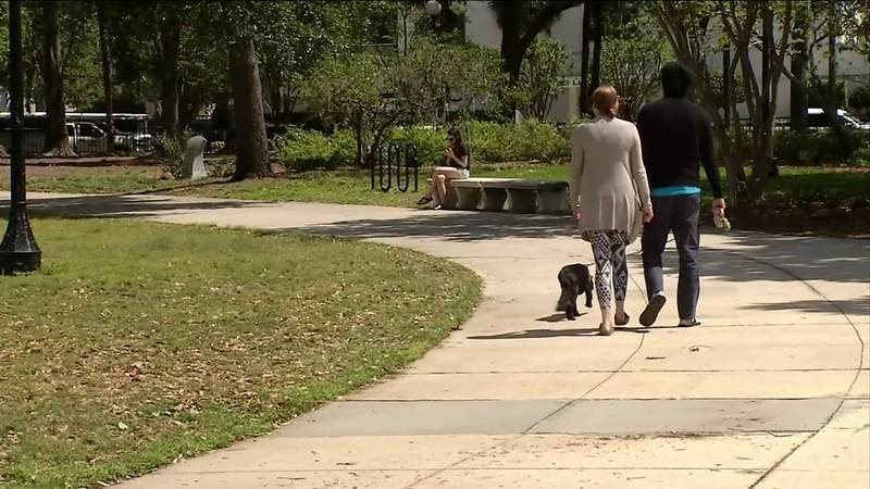 Jacksonville issues safer-at-home order over COVID-19