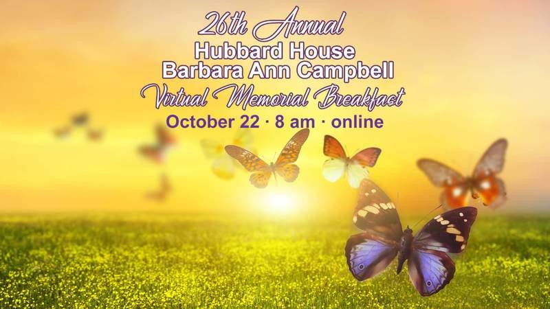 Hubbard House annual breakfast