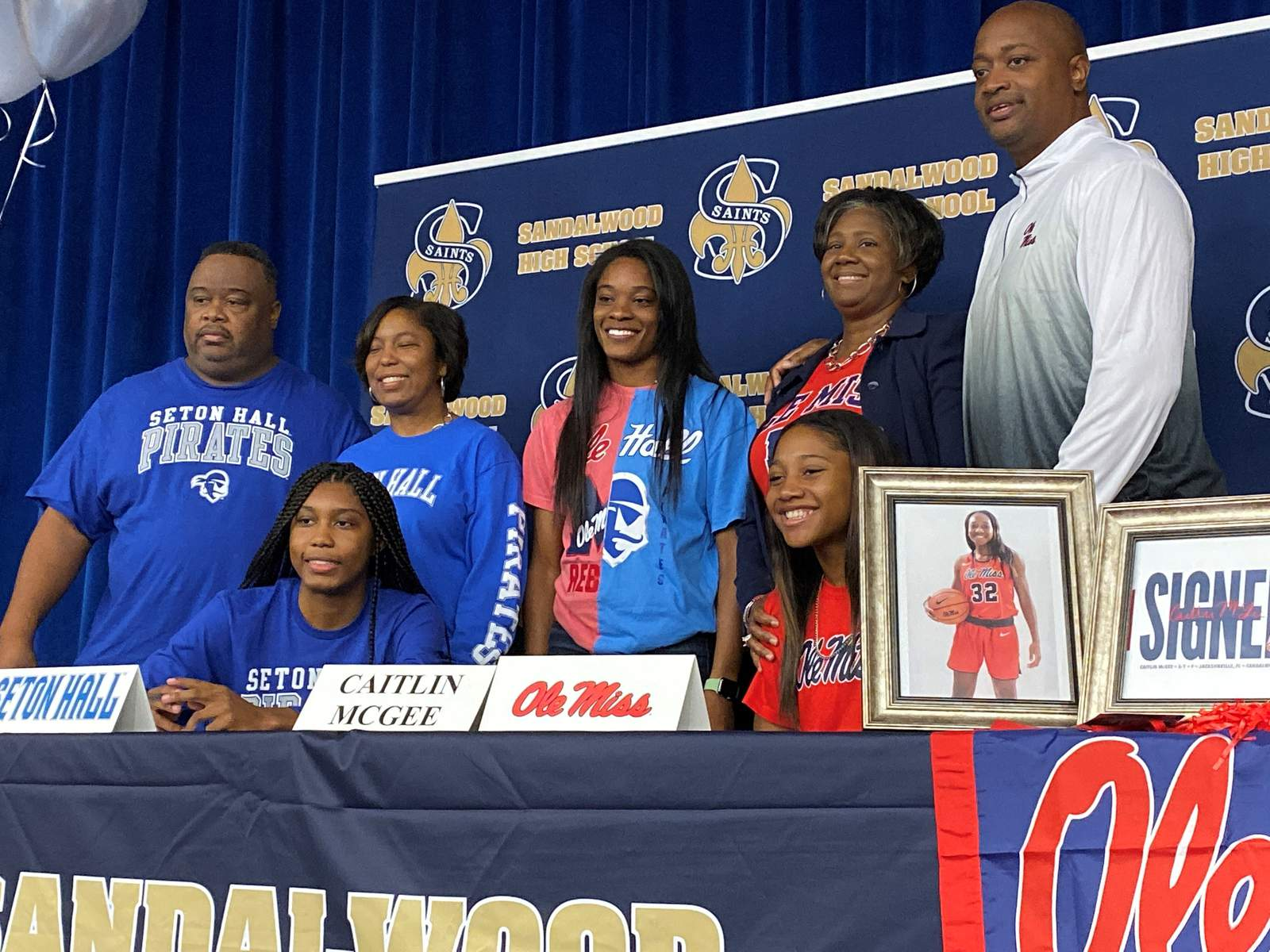 National Signing Period Begins For Area High School Athletes