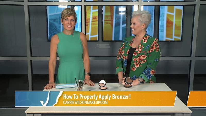 How to Properly Apply Bronzer | River City Live