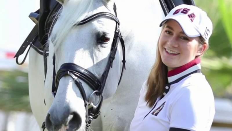 U.S. Para-equestrian team member heading to Tokyo Olympics